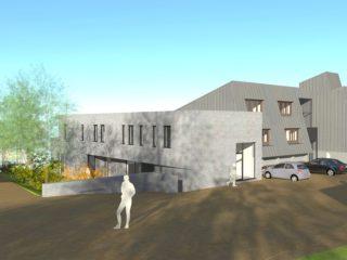 HAIM : rénovation et extension du pavillon 1