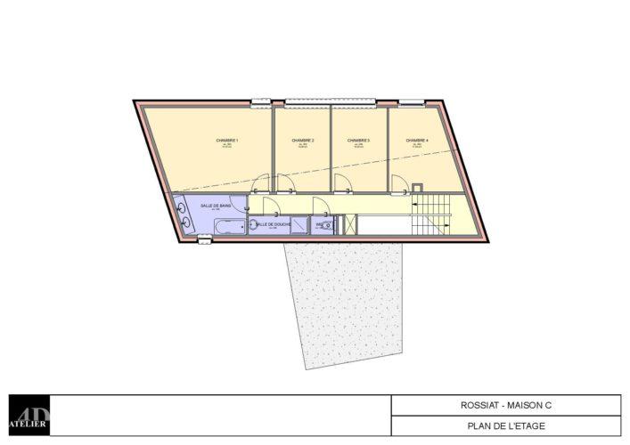 Bon Plan Étage A4 House C 170630 V2017 Page 001
