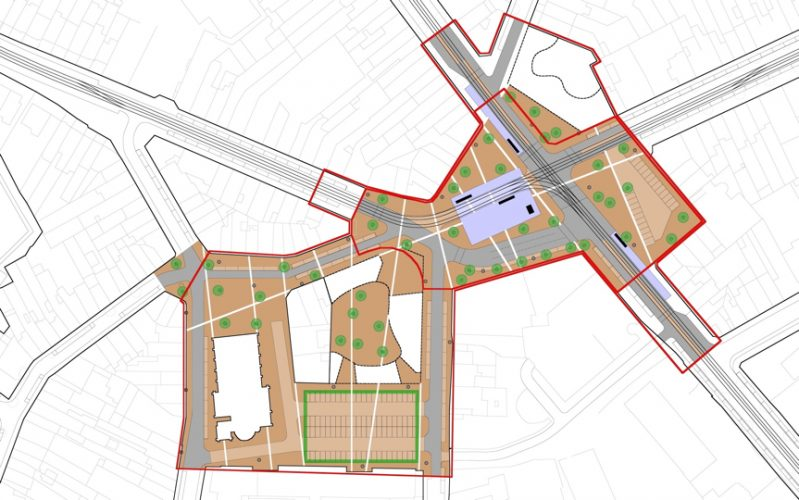 Berchem 4 Master Plan Planb