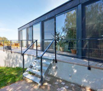 Transformation et extension d'une habitation